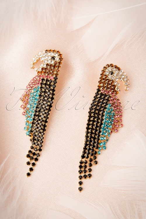 Lola Parrot Earrings 333 90 15998 06122015 04W
