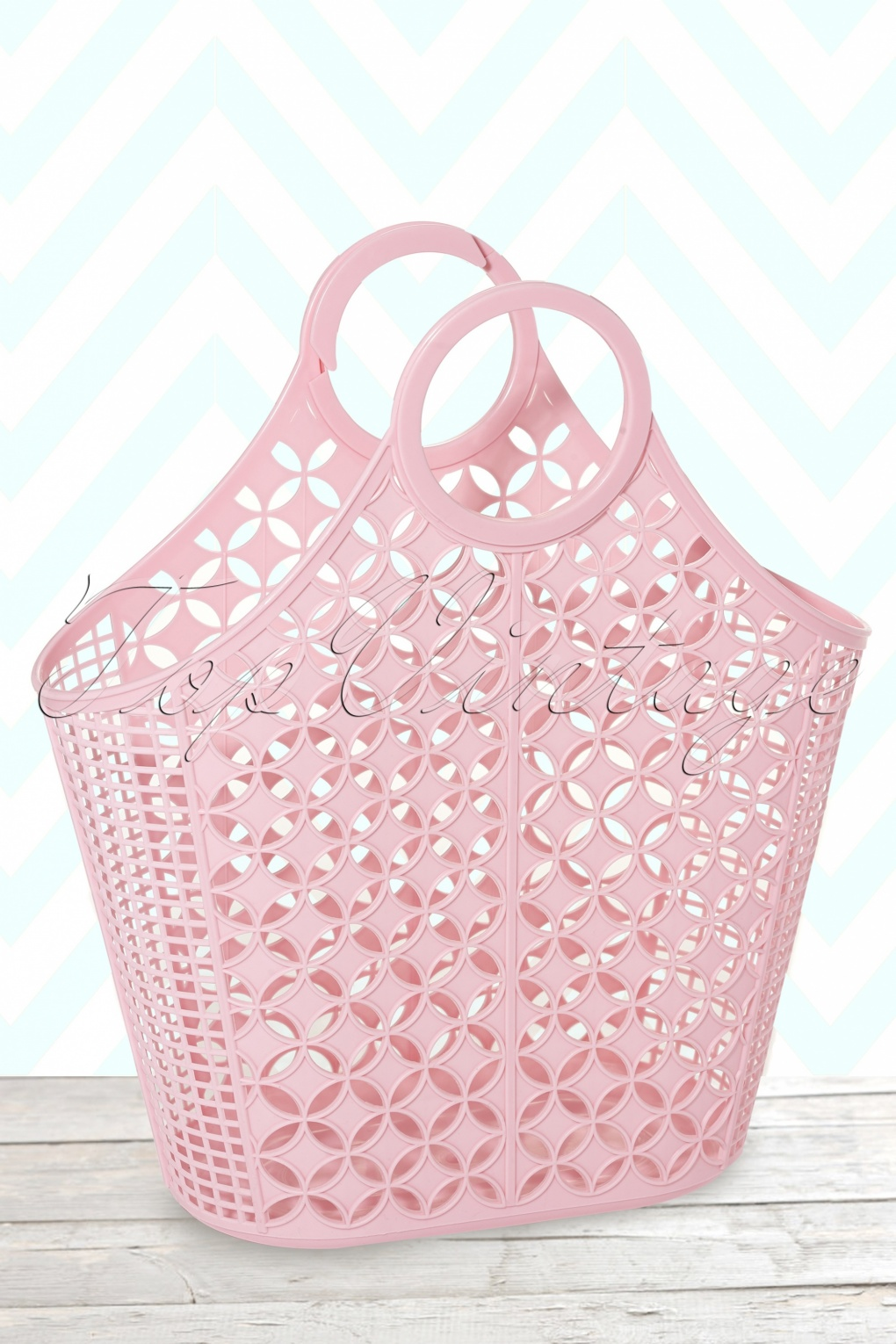 60s would you like a pink plastic bag with that amelia shopper. Black Bedroom Furniture Sets. Home Design Ideas