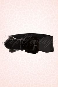 50s Rizzo Belt in Black
