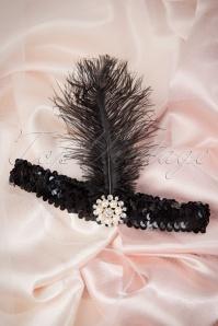 ZaZoo Black Hair accessories 208 10 15917 06112015 06W