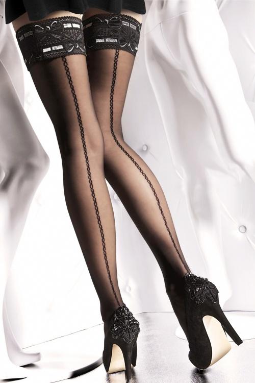 Fiorella Melita Black Hold ups 172 10 15988 A
