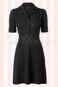 King Louie Diner Dress Black 106 40 12474 20140607 0005W