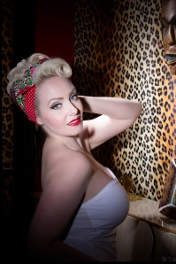 Be Bop A Hairbands White Leopard Hairband 208 27 15839 model