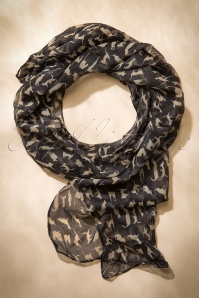 Sample Cat Scarf Black 07232015 03W