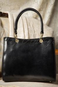 VaVa Vintage Black Handbag 212 10 16477 08052015 07W