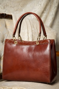 VaVa Vintage Brown Handbag 212 70 16475 08052015 16W