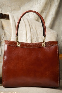 VaVa Vintage Brown Handbag 212 70 16475 08052015 13W