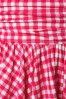 Esther Williams Gingham Pink and White Swimsuit 162 59 14975 20150811 006