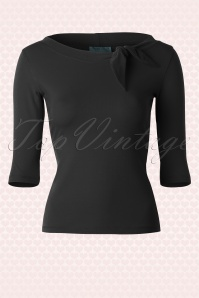 Heart of Haute Mandie Bee Top Black 110 20 12945 20140605 0002W2