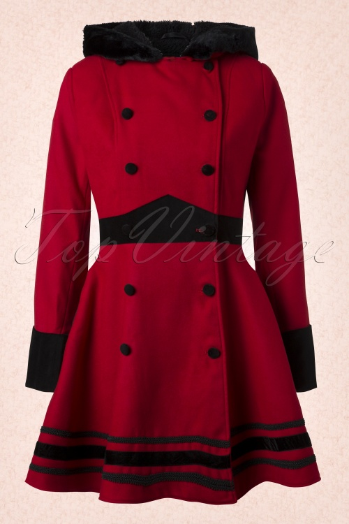 Bunny Mikaela Coat Red 152 20 13457 20140625 0005