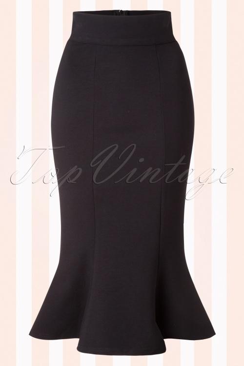 Heart of haute Diva Skirt Black  120 10 16048 20150818 0006W