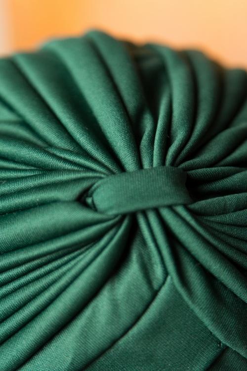 40607f9625b ZaZoo Plain Satin Hat Green 202 40 16470 08102015 07