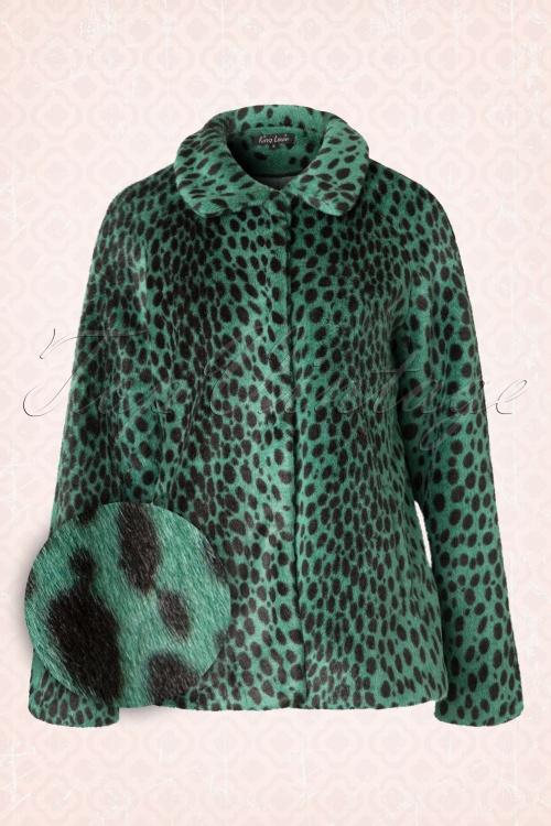 king louie jas groen