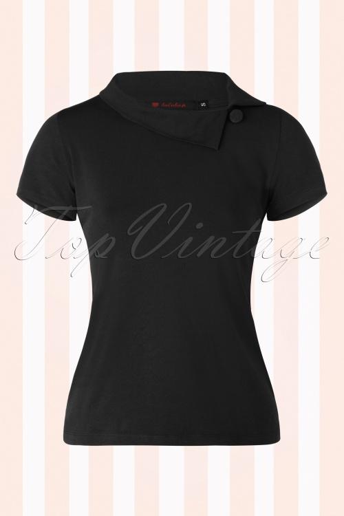 Hulahup Nice Black T Shirt  16386 20150625 004W