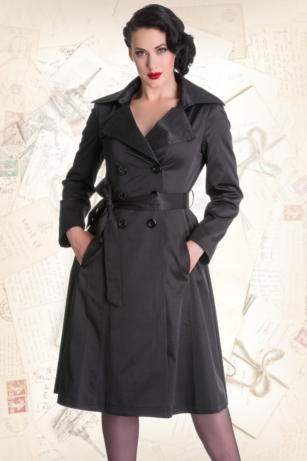 Find vintage trench coat at ShopStyle. Shop the latest collection of vintage trench coat from the most popular stores - all in one place.