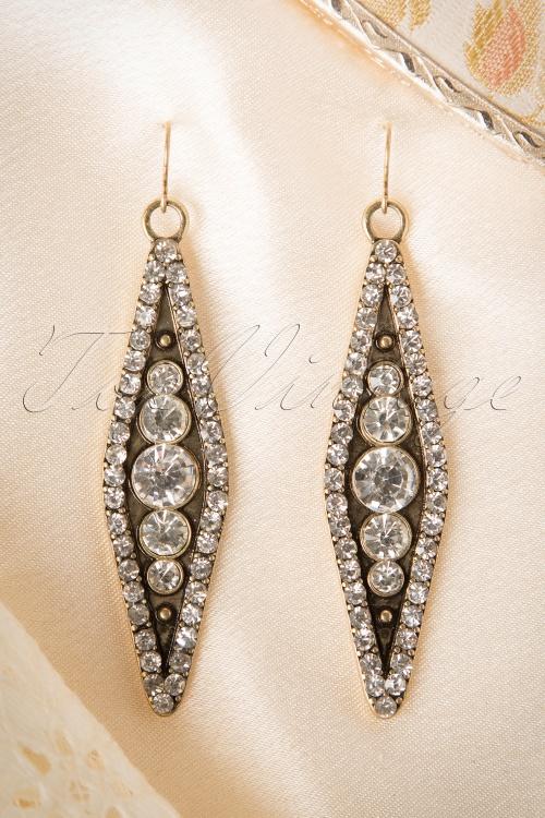 Lola Crystal Geometry Earrings 335 92 16666 20150924 03W
