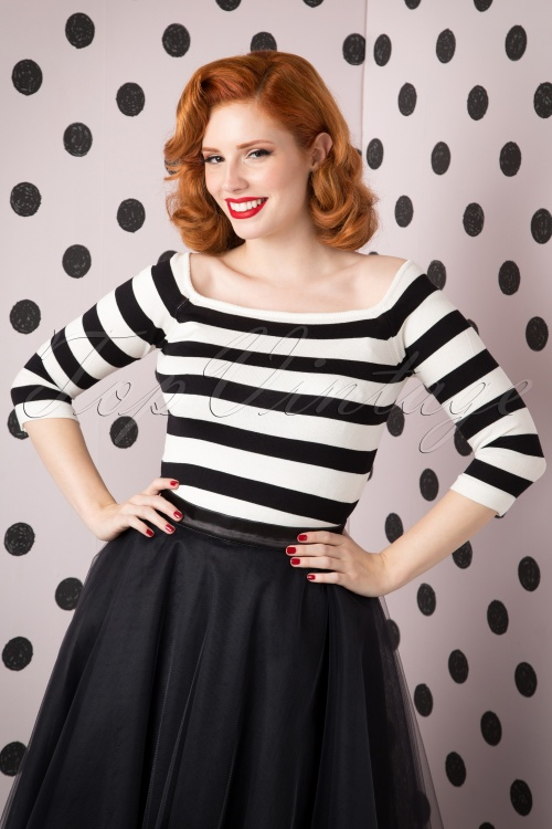 Collectif Clothing Marina Jumper Black 111 14 12852 20150925 0021W