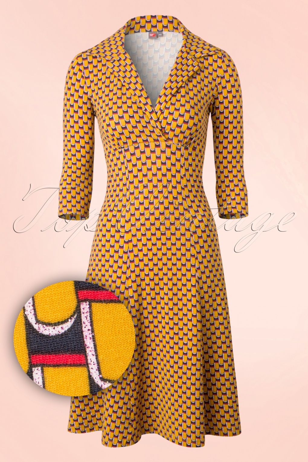 Dress Yellow Beyond In Forward Fast 60s qwf06t6