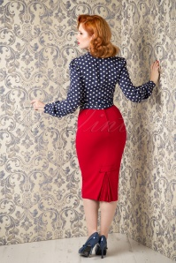 Bunny Joni Skirt Red 120 20 14666 20150925 0013W
