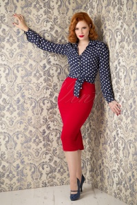 Bunny Joni Skirt Red 120 20 14666 20150925 0003W