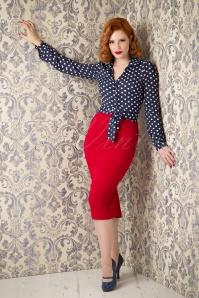 Bunny Joni Skirt Red 120 20 14666 20150925 0003W