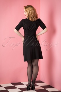 King Louie Black Diner Dress 12474 20151008 017W