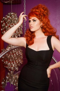 Pinup Couture Jessica Pencil Dress 10821 2