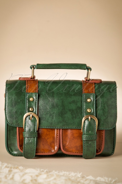 Banned Leila Handbag Green 212 40 1703810212015 06W