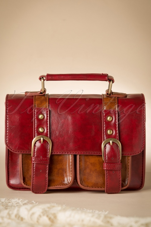 Banned Leila Handbag Red 212 20 1703710212015 05W
