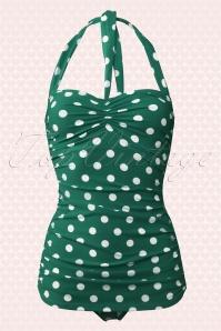 Esther Williams Classic Polkadot Swimsuit 161 49 16935 1W