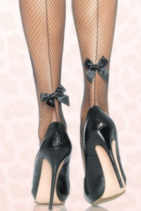 Rouge Royale Spandex Backseam Fishnet Pantyhose 171 10 17396 30102015 01C