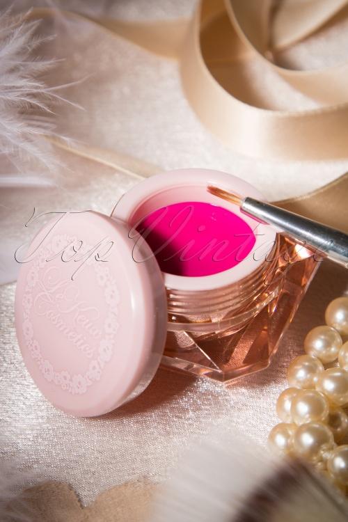 Le Keux Cosmetics Diablo Rose Lip Paint 520 22 17380 10292015 19W