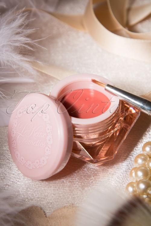 Le Keux Cosmetics Peachy Keen Lip and Cheek Paint 520 22 17376 10292015 04Wjpg