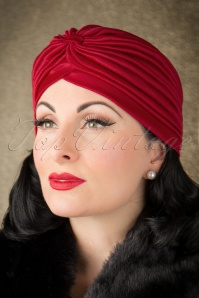 ZaZoo Plain Satin Hat Burgundy 202 20 16471 08102015 07 11052015 017W