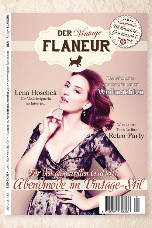 Der Vintage Flaneur Magazine 17592