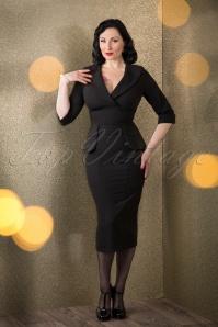 Stop Staring Benoite Black Dress 16691 11052015 013W