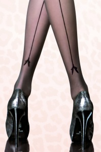 Fiorella Black Miriam Tights 171 10 15974AC