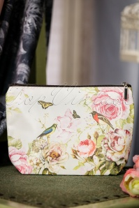 50s Birdy Make-up bag