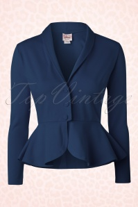 Heart of Haute Blue Diva Jacket 150 20 17022 20151130 0004W
