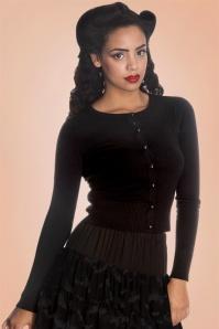 Bunny Paloma Cardigan Black 140 30 14544 3