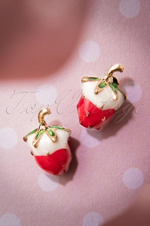 Lola Red Strawberry Earrings 330 27 17541 11272015 012W
