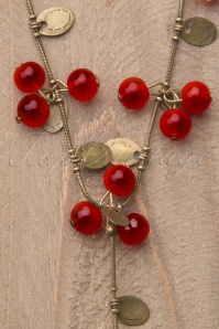 Lola Red Cherry Necklace 300 27 17422 20151126 002W