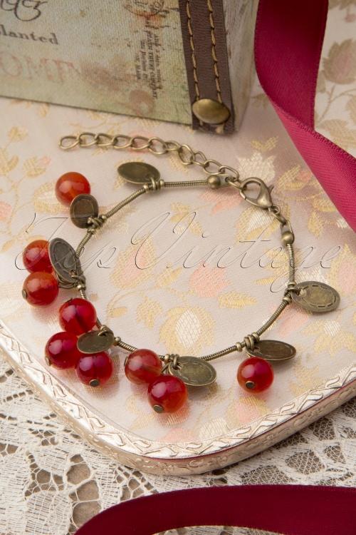 Lola Cute Cherry Bracelet 310 27 17423 20151126 002W