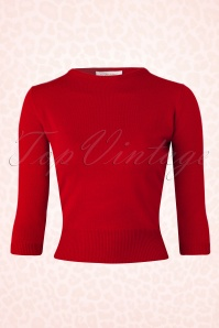 Tatyana 50s Madmen Red Top 113 40 11381 20151104 107W