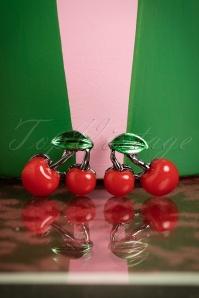 Lola Cherries Necklace Earring set 309 20 17555 12032015 027W