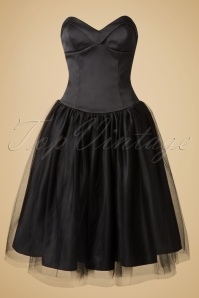 Pinup Couture Black Party Dress 102 10 17693 12162015 010AW