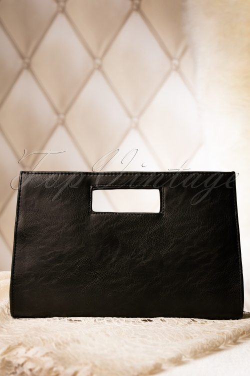 Milan Lara Black Clutch 210 10 10411 20151216 0027W