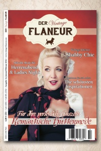 Der Vintage Flaneur Ausgabe 14, 2015