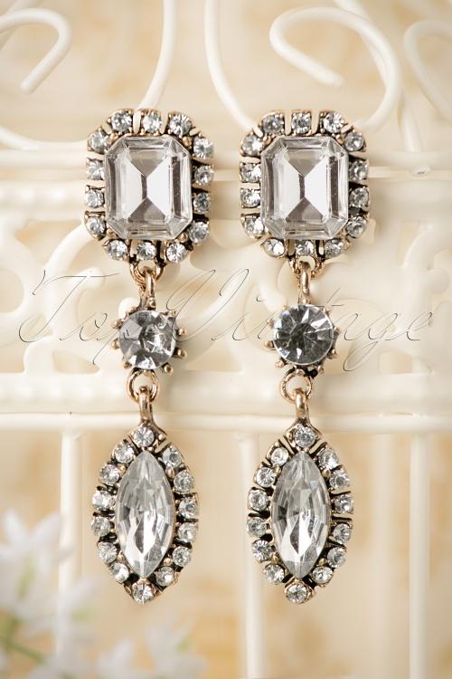 Lola Crystal Stone Earring 335 92 18174 01252016 007W