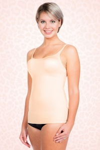 Luxury Camisole in Nude